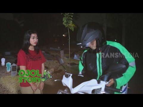 SERAM! Yang Naik Cewek, Pas Turun Jadi Cowok   OJOL STORY (18/01/20) Part 3