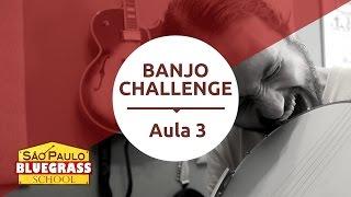 Banjo Challenge   Aula de Banjo 3 [Português]