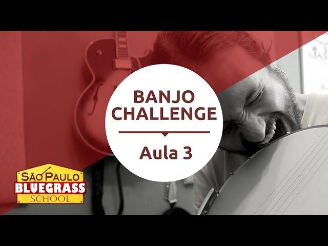 Banjo Challenge - Aula 3