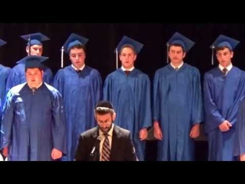 Fasman Yeshiva High School Graduation 2016