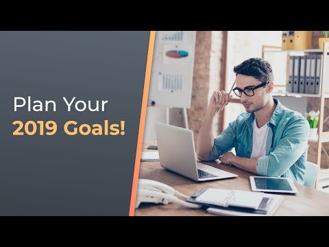 Top Things to Help Plan Your 2019 Goals | Brian Tracy