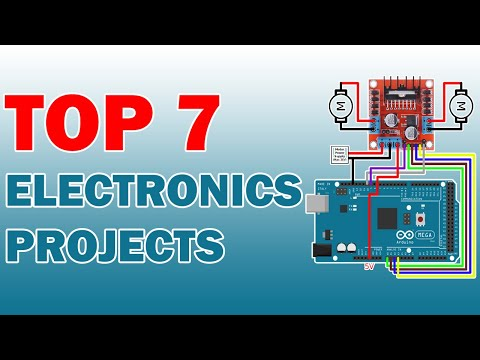 Top 7 Electronics Projects 2019 (Latest)
