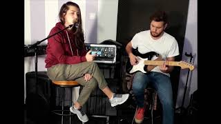 Gone with the wind - Noora Noor   Bazzar Acoustic Cover   LIVE Studio Session