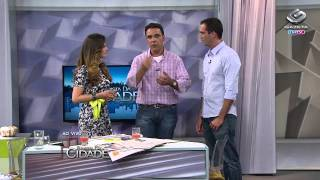 Revista da Cidade- Homenagem Laerte Vieira- 24/01/14