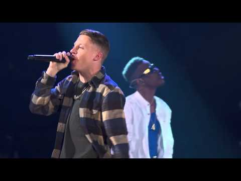 Macklemore & Ryan Lewis  Can't Hold Us  on the Honda Stage at the iHeartRadio LA