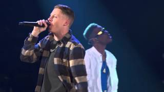 Macklemore Ryan Lewis Cant Hold Us Live on the Honda Stage at the iHeartRadio LA.mp3