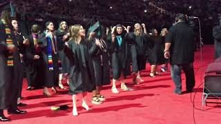 Las Vegas Academy of the Arts Graduation