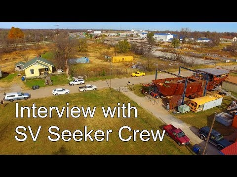 Interview with SV Seeker Crew