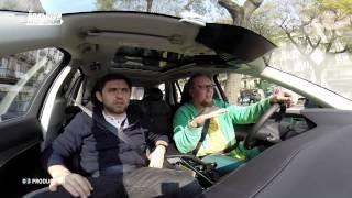 Volvo XC90 2015 T6 - Большой тест-драйв (видеоверсия) / Big Test Drive(Второй день пребывания Сергея Стиллавина и Рустама Вахидова на испанской земле. Ведущим