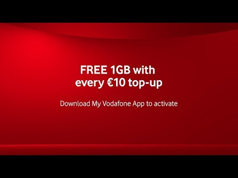 How to activate 1GB offer