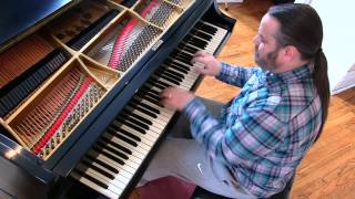 FINE AND DANDY by Charles L. Johnson | Cory Hall, piano