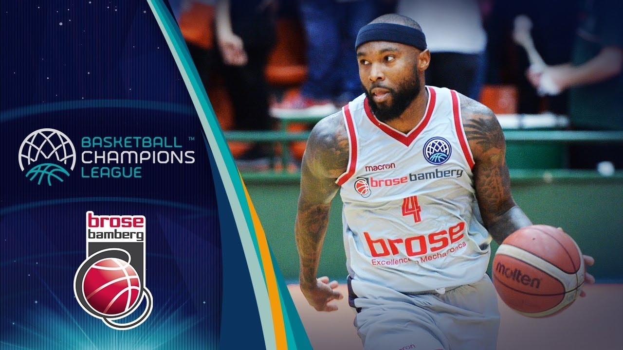 Tyrese Rice drops 32 PTS in a close fought  Round of 16 game vs. Banvit!