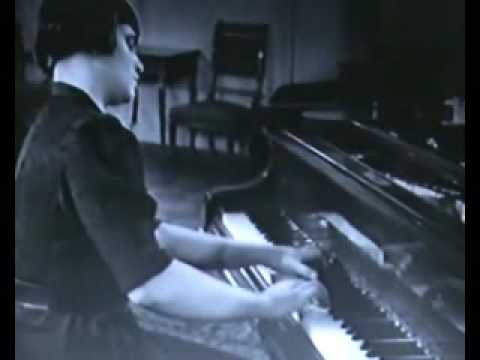 3rd Chopin piano competition - fragments from the old documentaries - Yakov Zak, Rosa Tamarkina