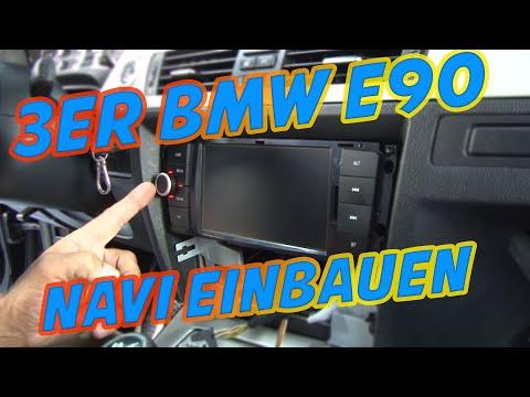 Autoradio/Navi im 3er BMW E90 einbauen || Tutorial || ARS24.COM