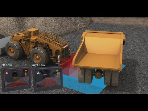 Visionary-B CV: Effective 3D collision warning assistance from SICK | SICK AG