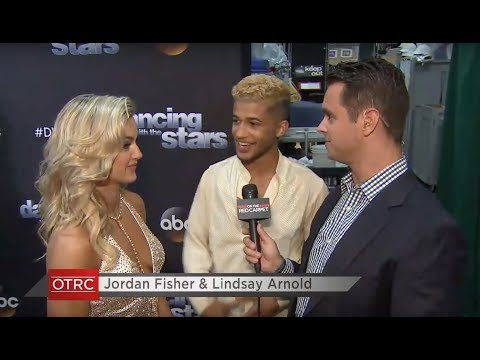 On the Red Carpet at Dancing With The Stars – WEEK 2