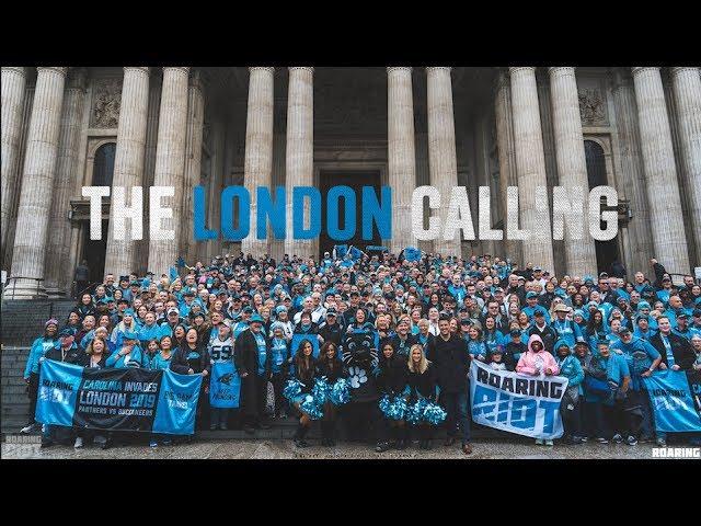 Roaring Riot | The London Calling