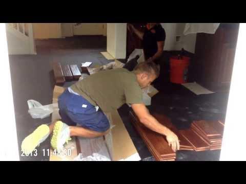 Vancouver, WA Hardwood installation, Hardwood replace, Renovation in Vancouver, WA 98661