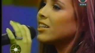 Wanessa Camargo  e Banda - Tanta Saudade - Programa Marcos Mion - Band