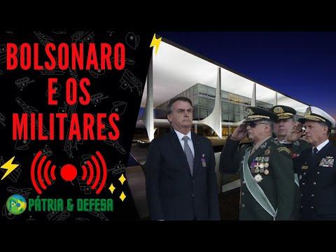 Bolsonaro e os Militares Rápida Análise