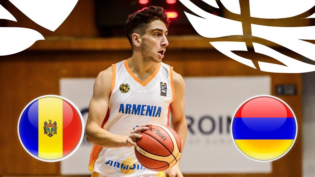 Re-watch Moldova v Armenia