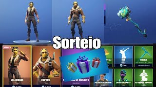 FORTNITE DRAW OF GESTURE SKIN OR COLLECTION TOOL