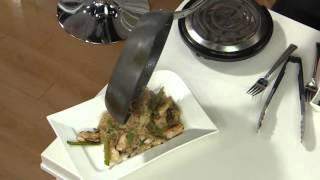Rapid Ramen and Rapid Mac Cooker Bundle w/ Cookbook on QVC