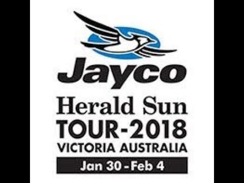 Herald Sun Tour 2018 - Stage 1