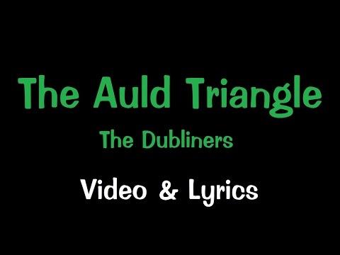 The Auld Triangle - Karaoke