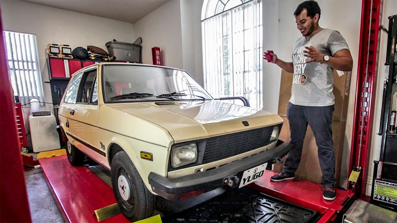 Here's Why A 31 Year Old Yugo Is Still Worth $1000 Today