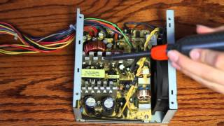 Whats Inside #4 A Computer Power Supply