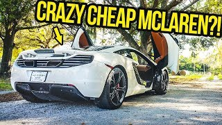 Download Here's Why A Cheap Used Mclaren 12C Is BETTER Than ANY New Supercar (OR IS IT?!) Mp3 and Videos