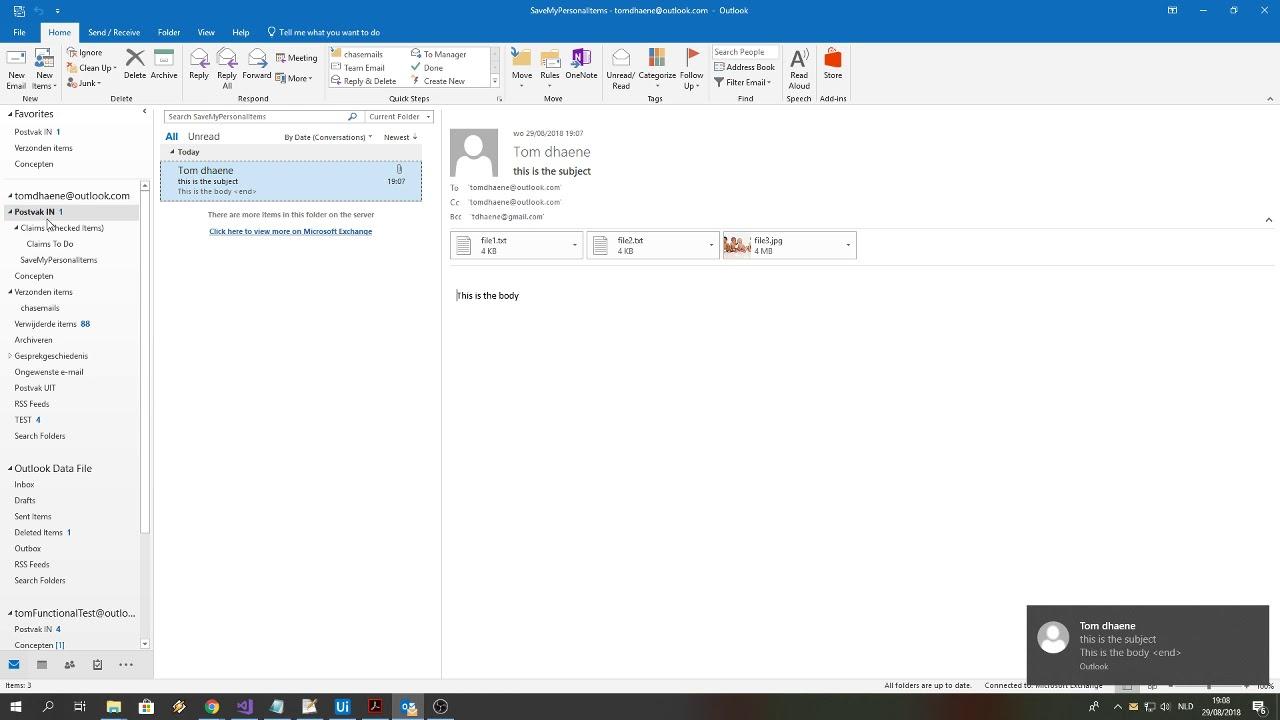 OutlookActivities   Devpost