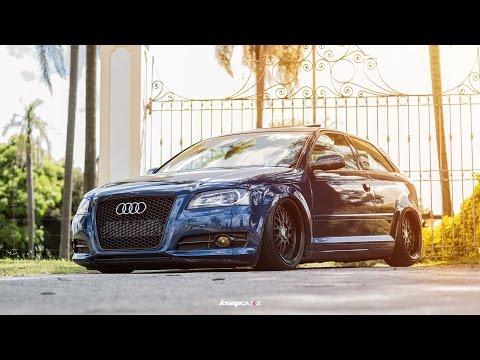 "Audi A3 2 0T Bagged - 18"" // KeepCars"