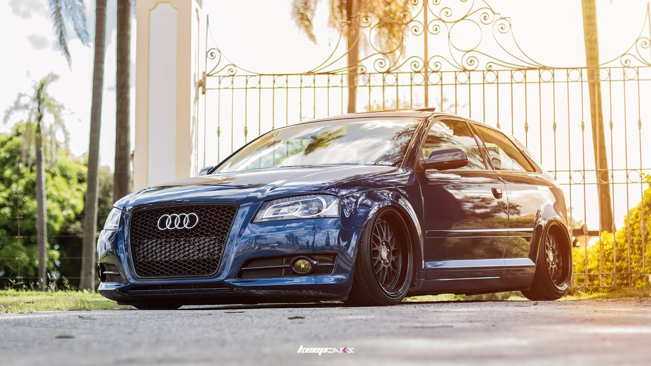 Audi A3 2 0T Bagged - 18