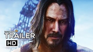 CYBERPUNK 2077 Official Trailer (2020) Keanu Reeves, E3 Game HD