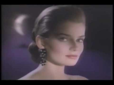 1990 Estee Lauder Paulina Porizkova Perfect Lipstick Filene