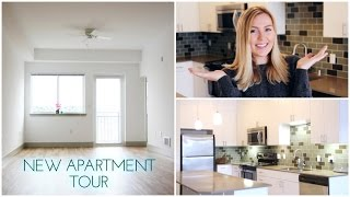 NEW APARTMENT TOUR | A First Look Thumbnail