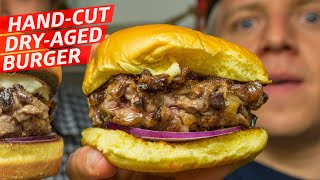 Can You Make a Hand Cut Dry-Aged Burger in Just 10 Days? — Prime Time