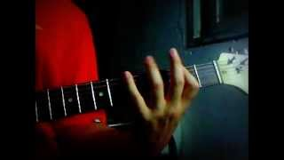 Guitar lesson/Tutorial Brian Tyler feat Slash - Mustang Nismo
