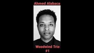 Woodwind Trio #1 - Ahmed Alabaca