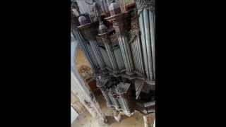 Jacques Ibert - Musette and Fugue for organ - Gerard Brooks