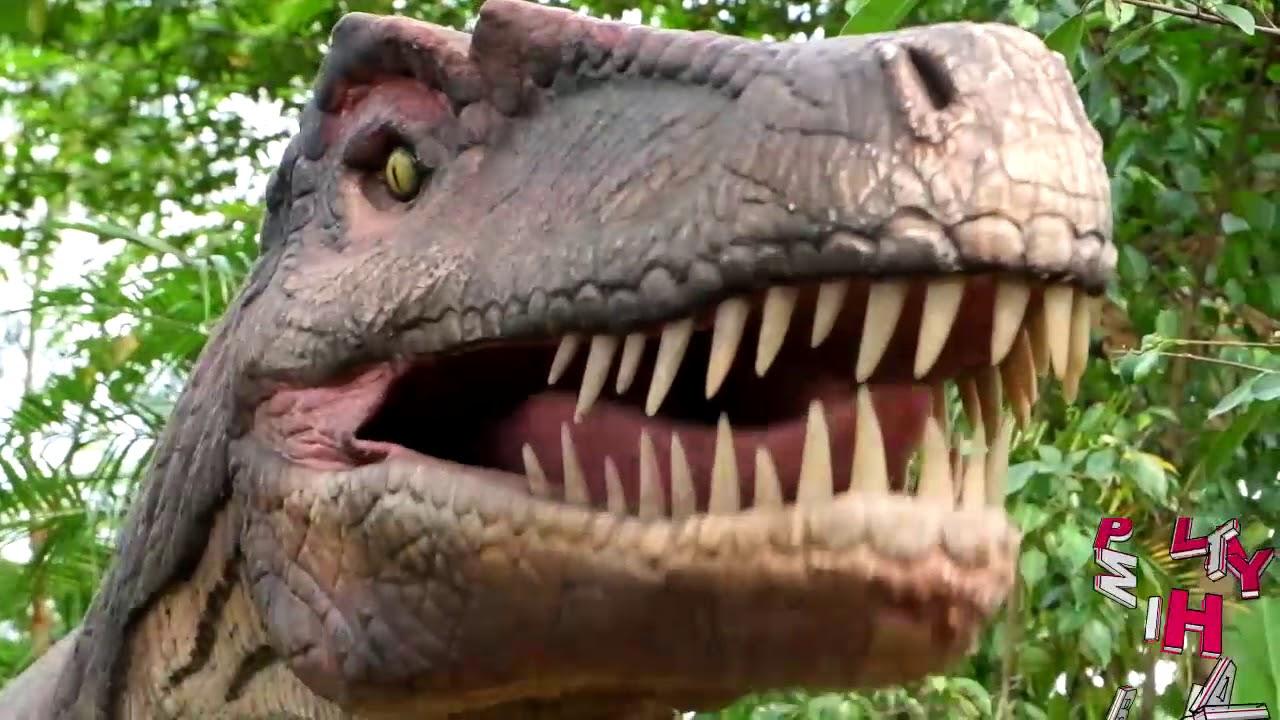 Petualangan Dinosaurus Taman Legenda Taman Mini Indonesia Indah