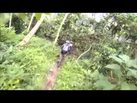 Bali 2015 Volcano Trail