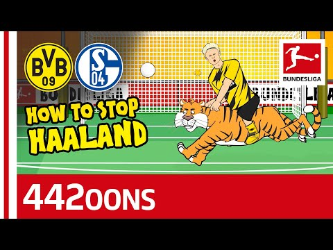 How to Stop Erling Haaland - The Song - Powered by 442oons