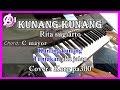 KUNANG KUNANG - Rita Sugiarto - Karaoke Dangdut Korg Pa300