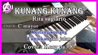 Download KUNANG KUNANG - Rita Sugiarto - Karaoke Dangdut Korg Pa300