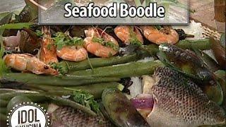 Idol sa Kusina recipe: Seafood Boodle