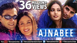 Video Ajnabee - Bollywood Full Movie | Akshay Kumar | Bobby Deol | Kareena Kapoor | Bipasha Basu download MP3, 3GP, MP4, WEBM, AVI, FLV Desember 2017