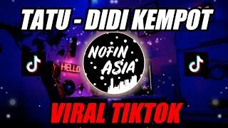 DJ TATU - Remix Full Bass Terbaru 2020